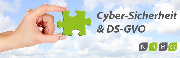 Cyber-Risiken minimieren, DS-GVO erfüllen mit N3MO